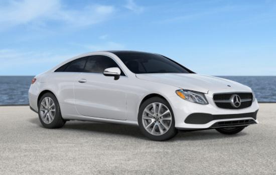 2018 E 400 4MATIC® Coupe