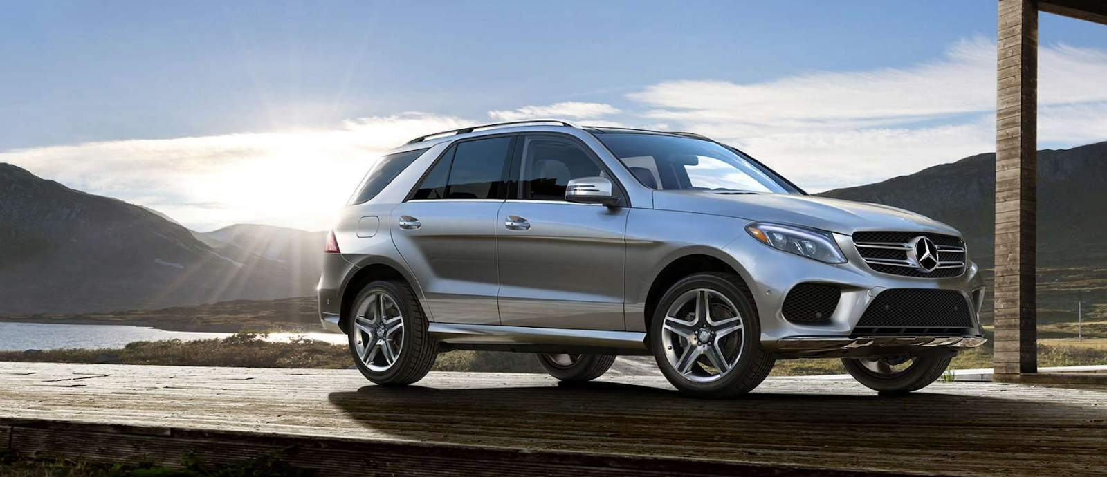 The 2018 GLE 350