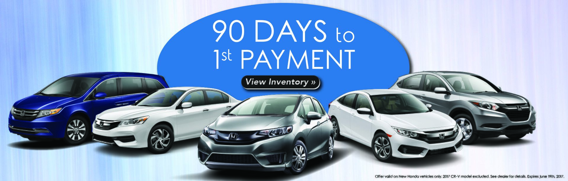 90 Days to 1st Payment