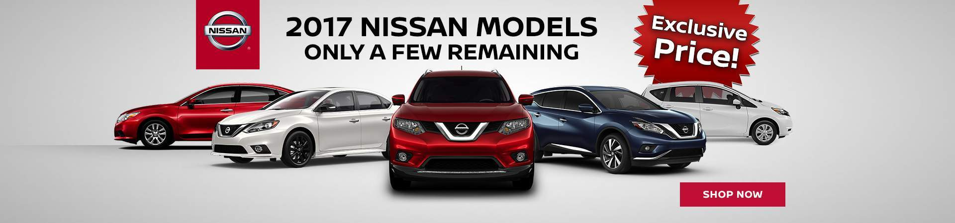 Remaining 2017 Nissan