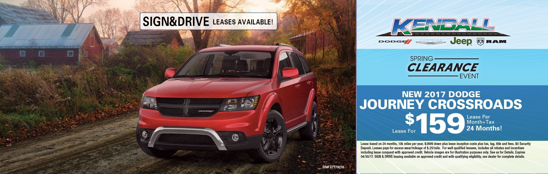 2017 Dodge Journey Crossroads