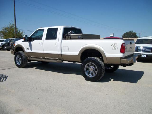 2011 F-350 Customized by Hill Country Ford