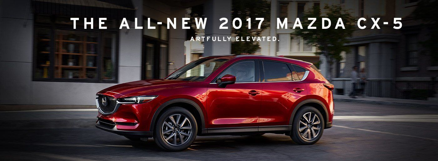 The All-New 2017 Mazda CX5, Artfully Eleveated