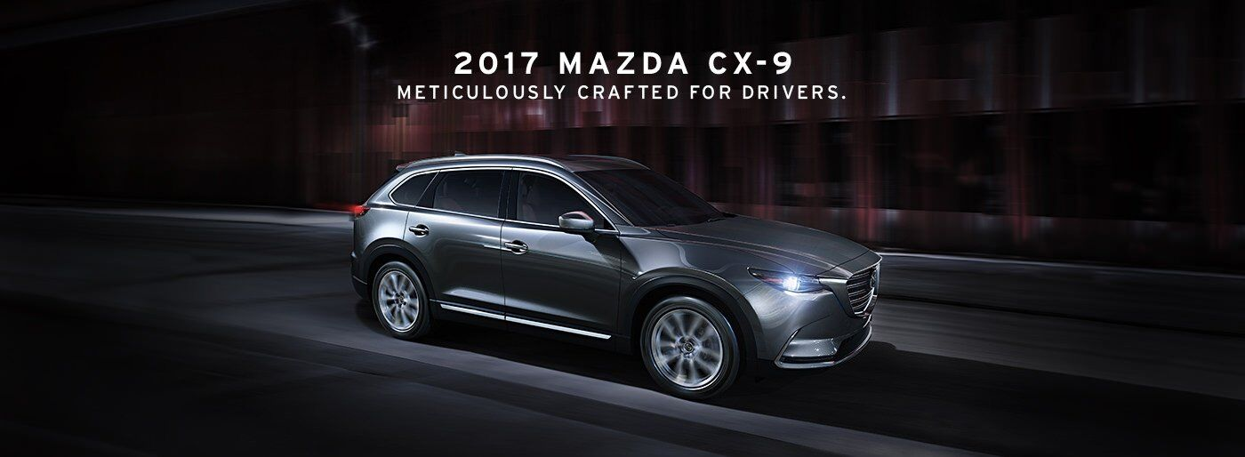 2017 Mazda CX9, Meticulously Crafted for Drivers