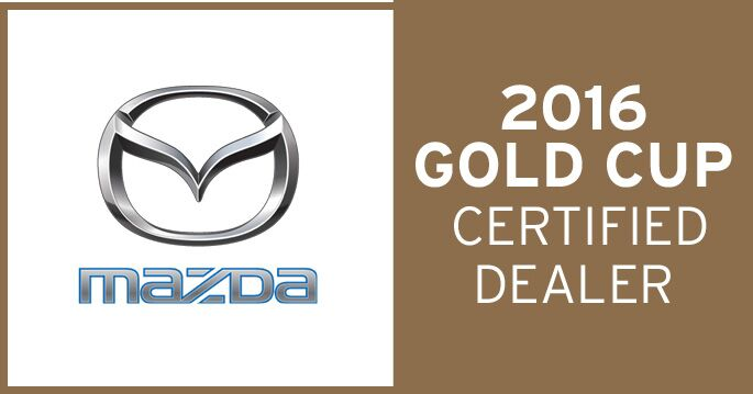 2016 Gold Cup Certified Dealer