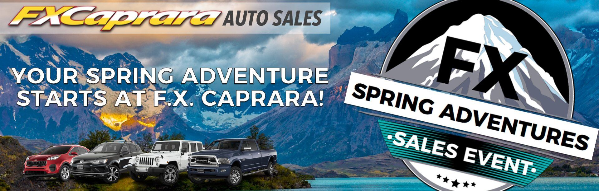 Fx Caprara Dodge >> FX Caprara Car Companies Super Stores Watertown NY