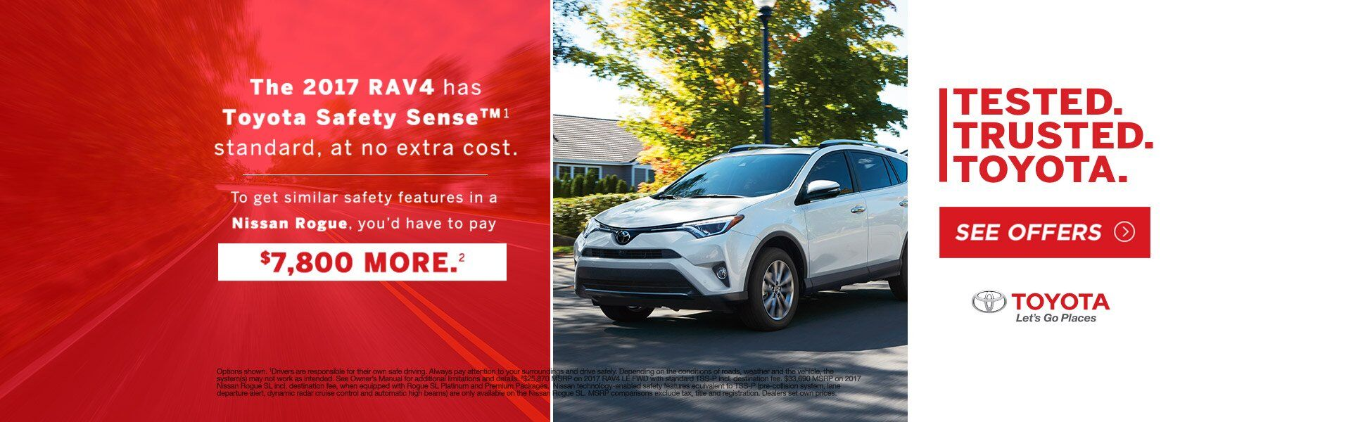 NYR - Tested Trusted 2017 Toyota RAV4