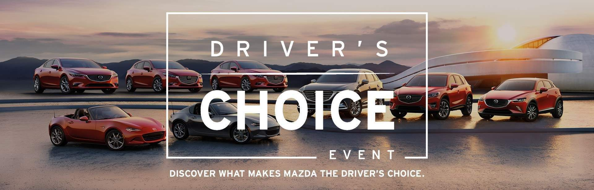 Drivers Choice Mazda