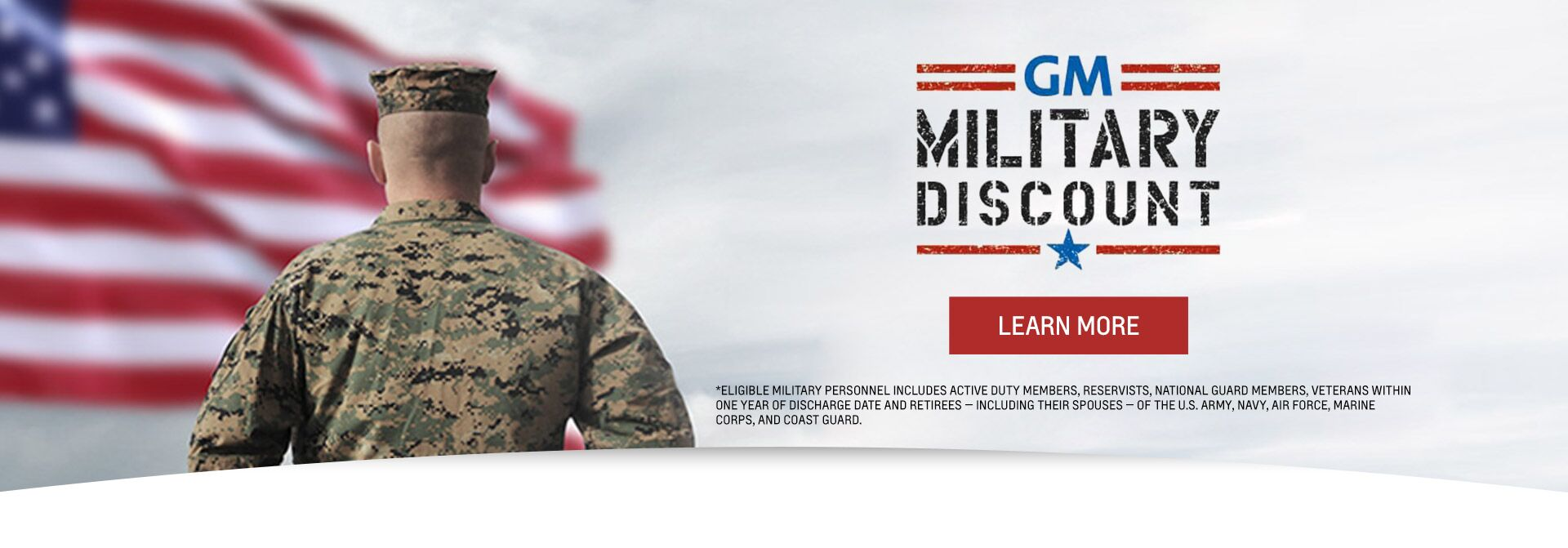 Dondelinger Auto supports our active duty military and veterans