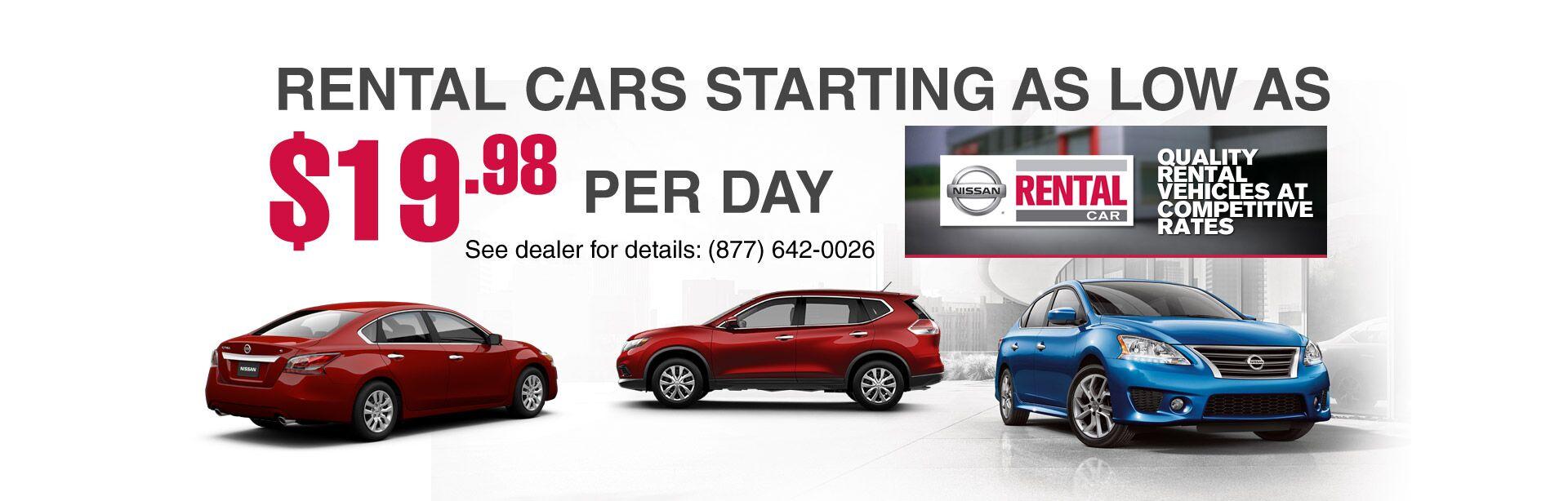 Rental Cars Fairfax Virginia
