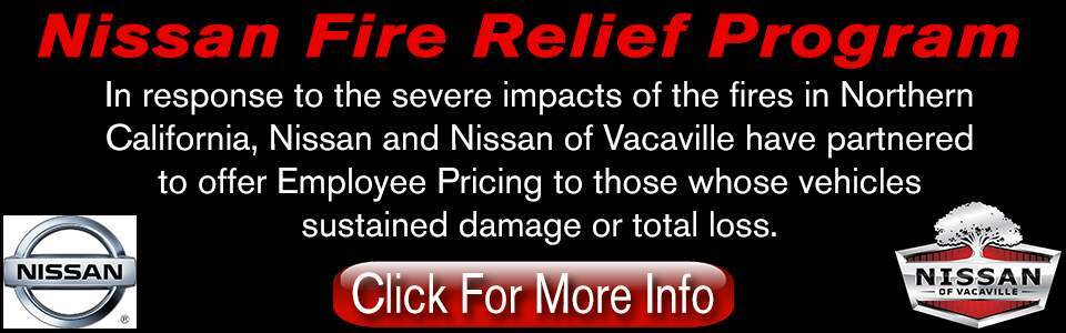 Nissan Fire Relief