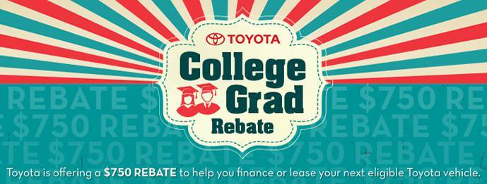 National - College Grad Rebate
