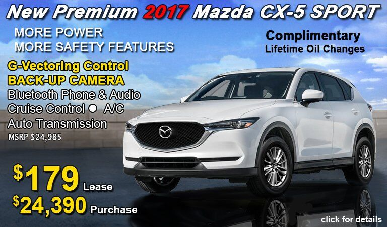 MAZDA JUMP INTO SUMMER SAVINGS EVENT