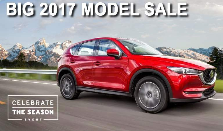 2017 Mazda CX-5 - 71 IN STOCK