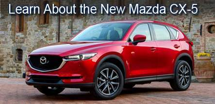 THE ALL NEW Mazda CX-5 IS HERE!