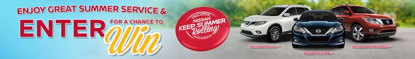 Keep Summer Rolling