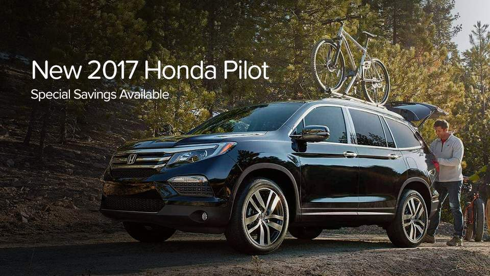 2017 Pilot at AutoNation Honda Dulles