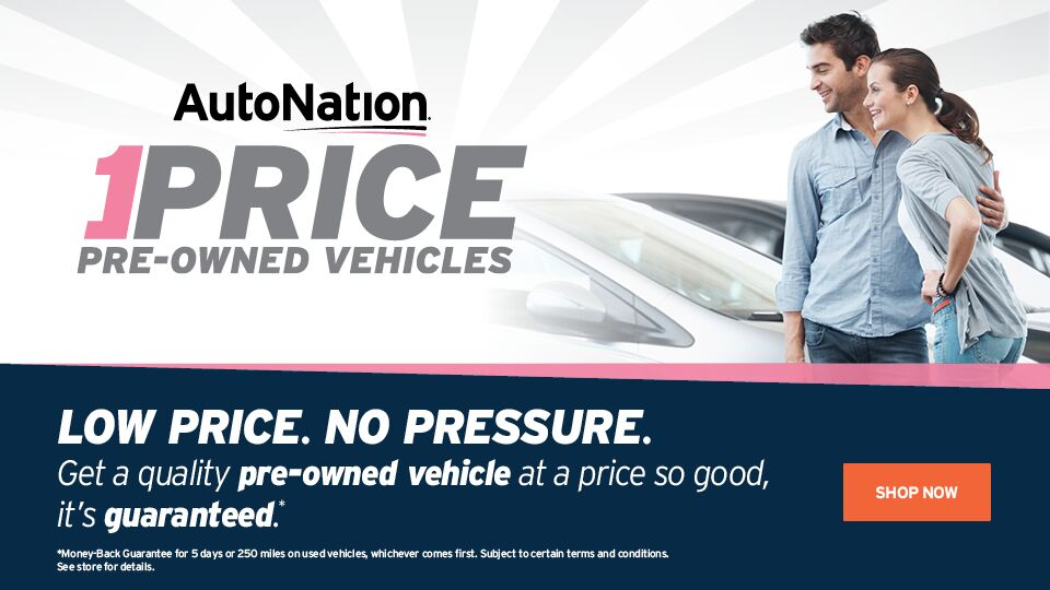 1Price Pre-Owned Vehicles