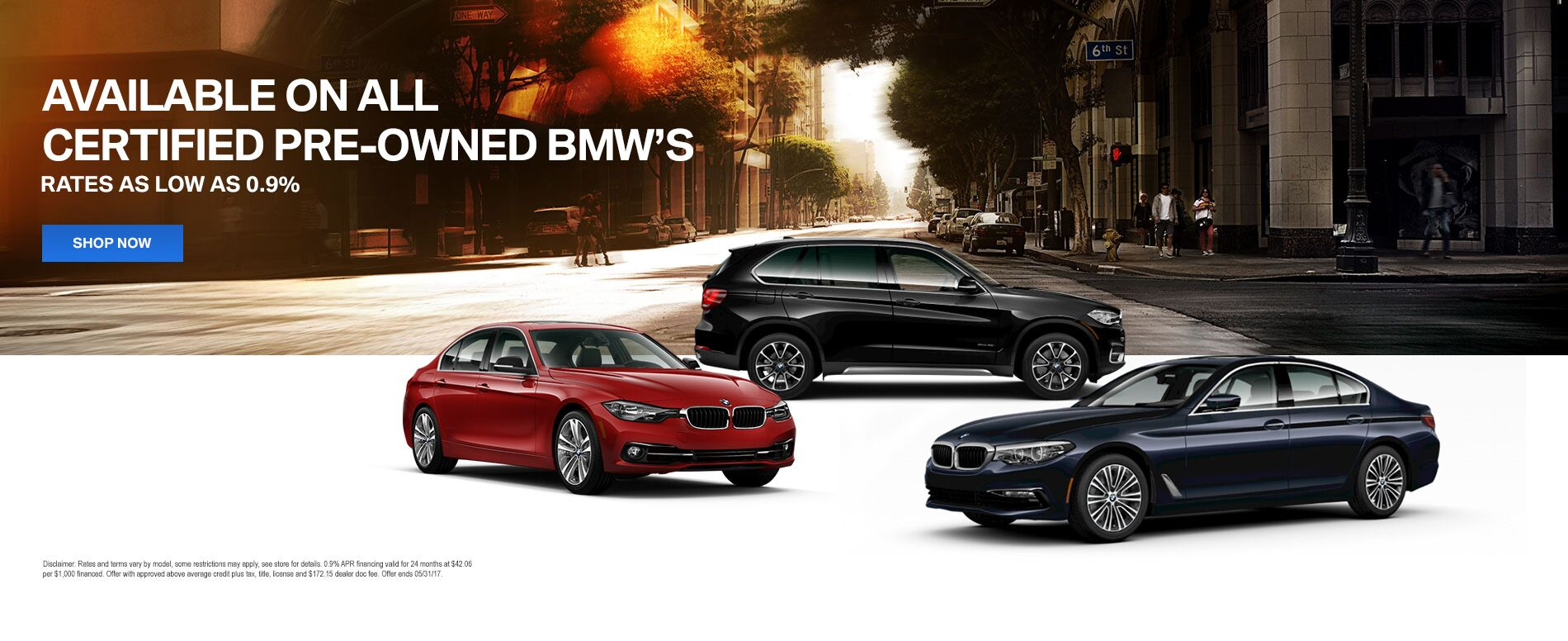 Certified Pre-Owned Models