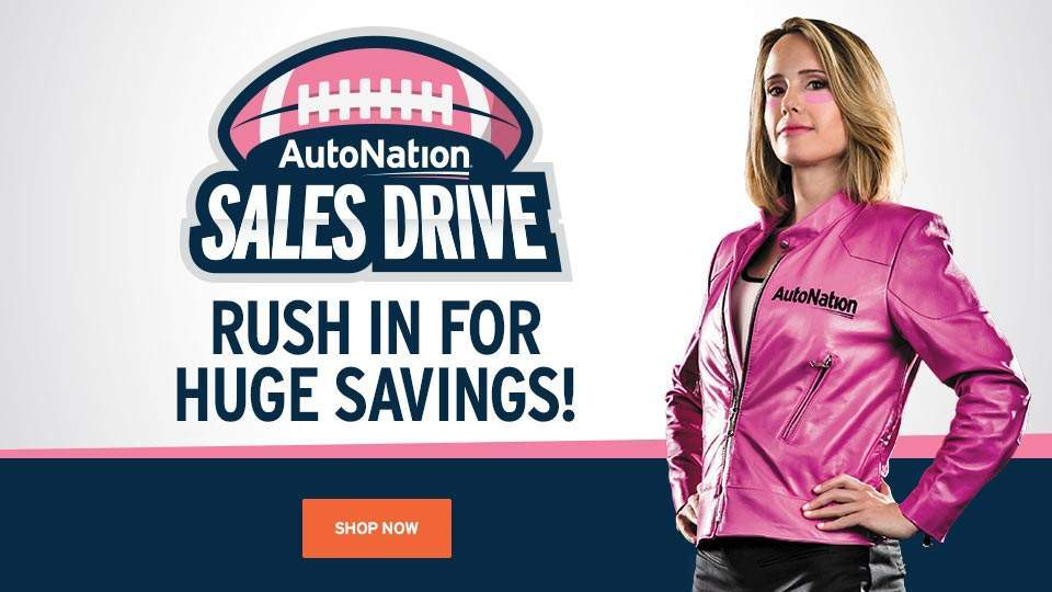 Sales Drive at AutoNation Ford Mobile