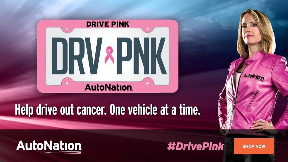 Drive Pink