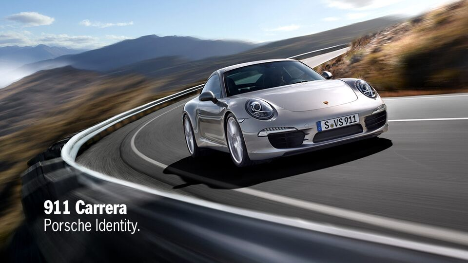 New Porsche 911 Carrera at Newport Auto Center