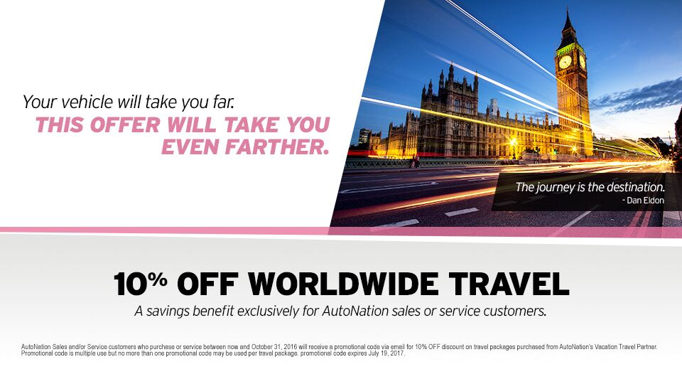 Travel Offer