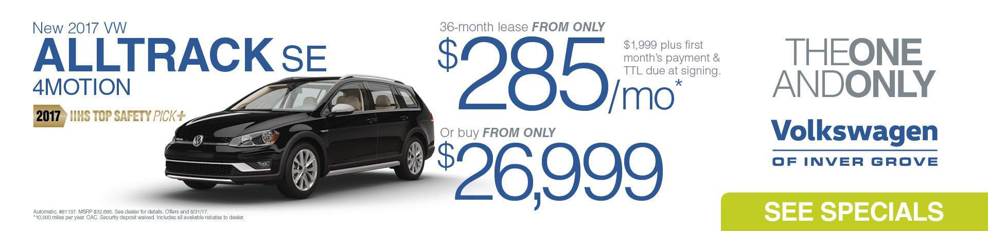 Volkswagen Inver Grove Heights Used Cars Inver Grove