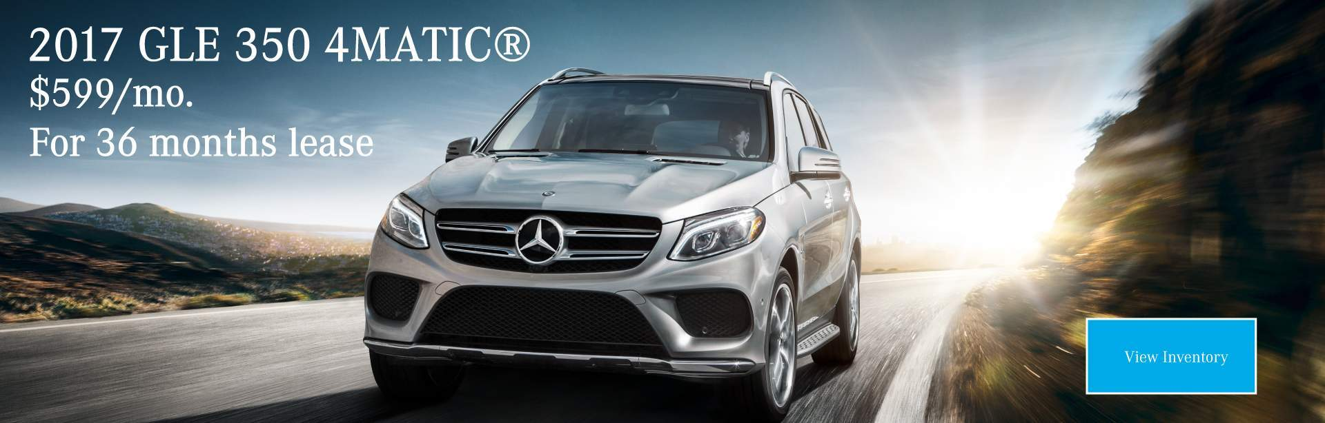 2017 GLE 350 SUV 4MATIC®