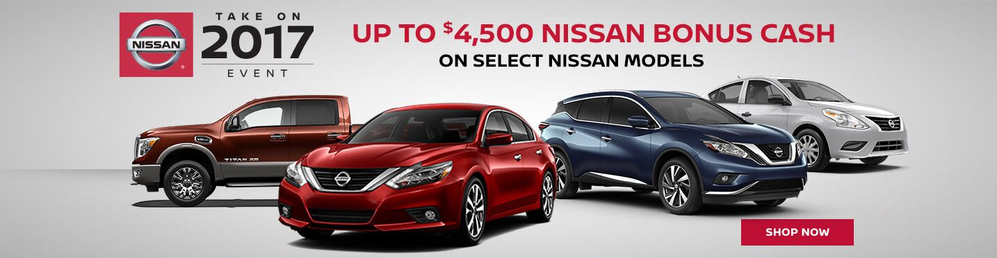 4500 On Select Nissans