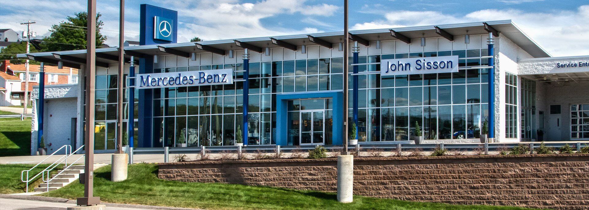 john sisson motors mercedes benz dealership in washington pa