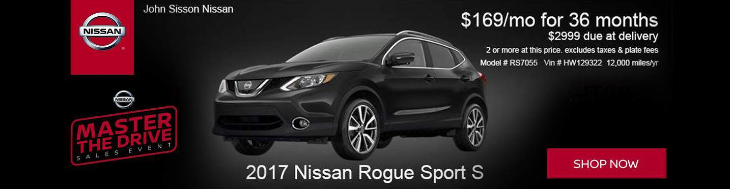 Master the Drive Rogue Sport S