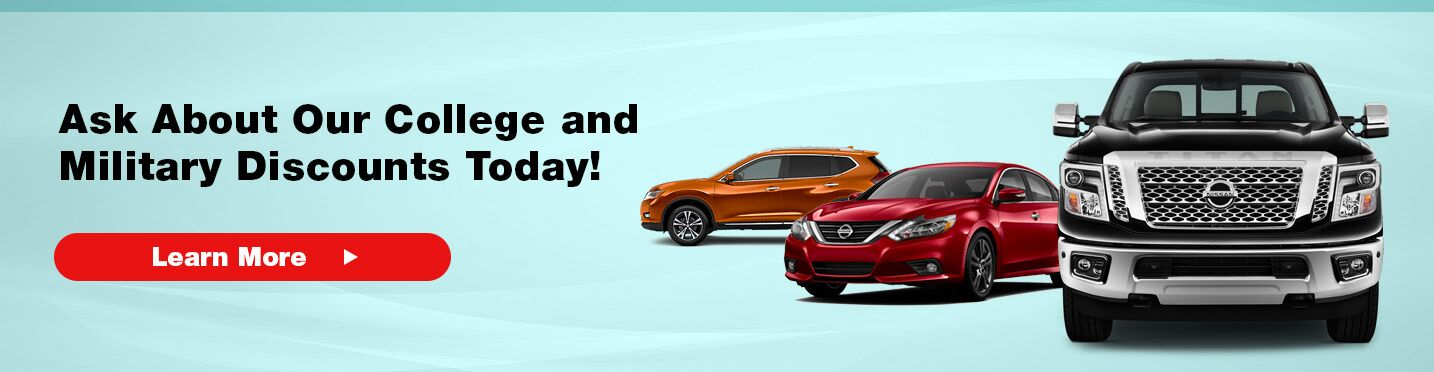 Contact John Sisson Nissan Today!