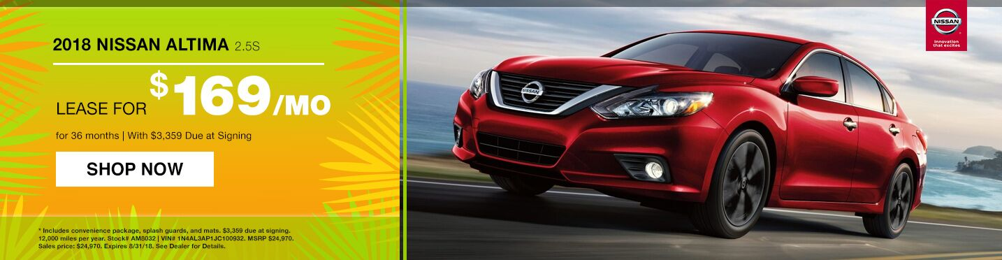 All-New Altima Special