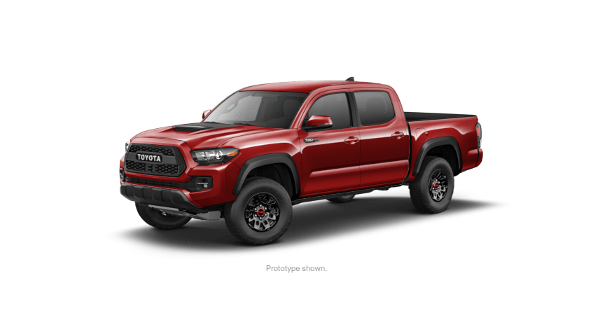 2017 Toyota Tacoma TRD Pro Double Cab 5' Bed V6 4x4 AT