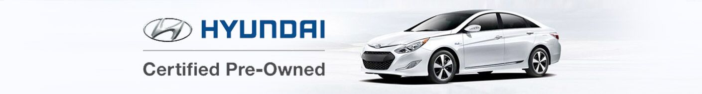 Hyundai Certified Vehicles