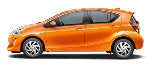 2016 Toyota Prius c 5dr HB One (Natl)