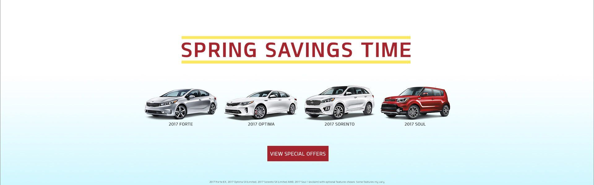 Spring Savings Time at Kia of Muncie