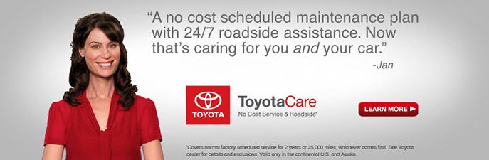 ToyotaCare | Toyota South