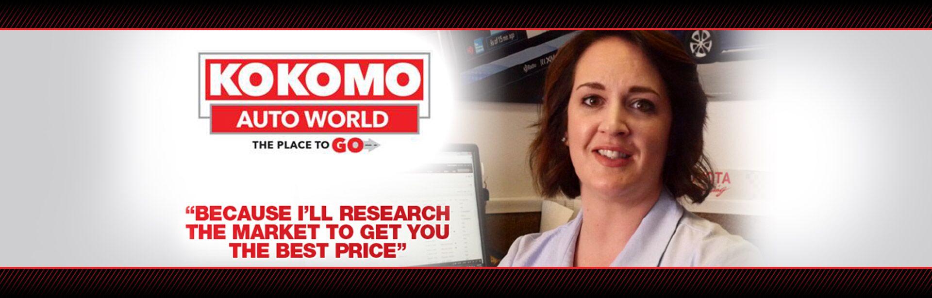 Kokomo Auto World Used Cars