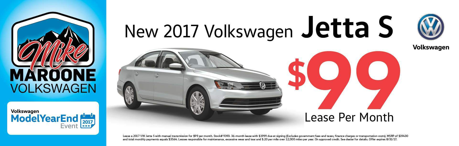 2017 VW Jetta S Colorado Springs