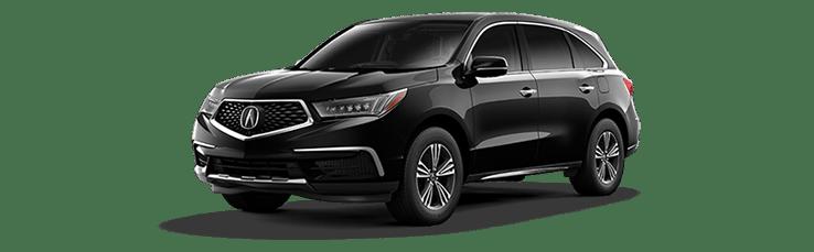 2017 MDX SH-AWD