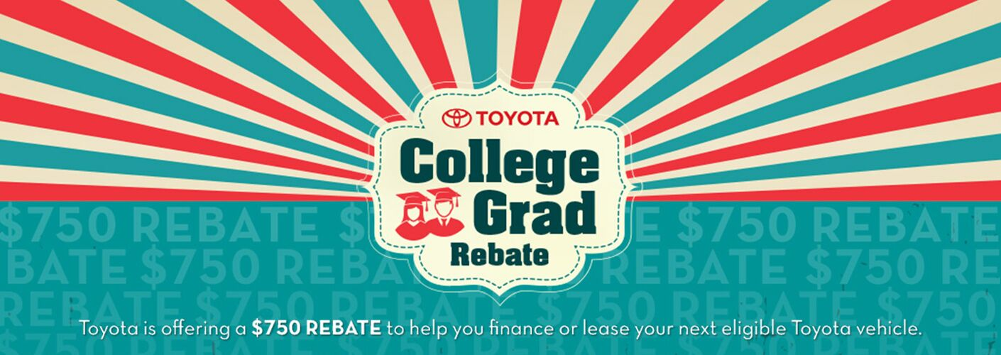 Toyota College Grad Rebate in St Louis