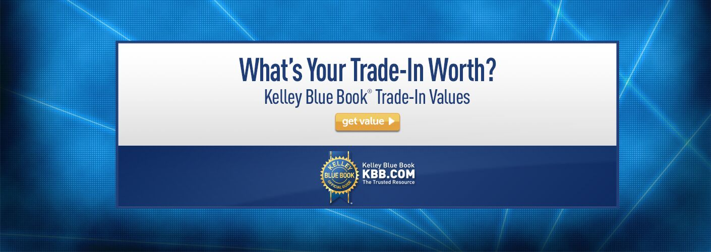 Vehicle Appraisal by Kelly Blue Book