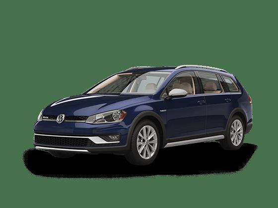 2017 Volkswagen Golf Alltrack 1.8T S DSG