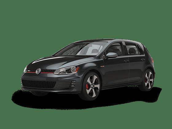 2017 Volkswagen Golf GTI 2.0T 4-Door S DSG