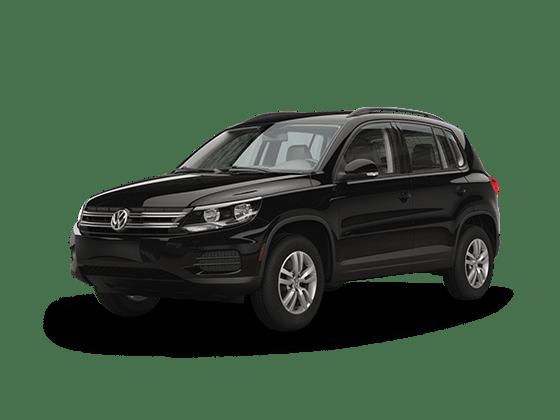 2017 Volkswagen Tiguan 2.0T S FWD