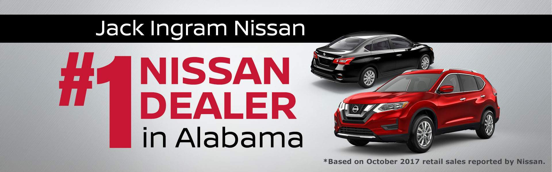 #1 Nissan Dealer in Alabama