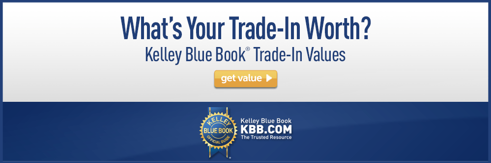 Kelley Blue Book Trade In