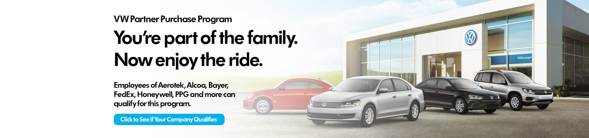 VW Partner Purchase Program